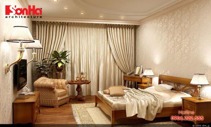 12 cách trang trí phòng ngủ sang trọng như khách sạn