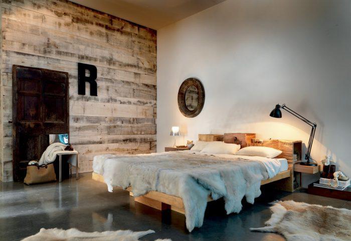 Phòng ngủ phong cách Vintage là gì và đặc điểm thiết kế nội thất Vintage