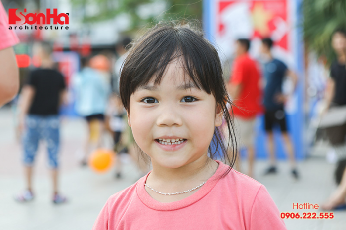 Tết thiếu nhi Sơn Hà Architecture 2018 Con khỏe, bố mẹ vui (12)