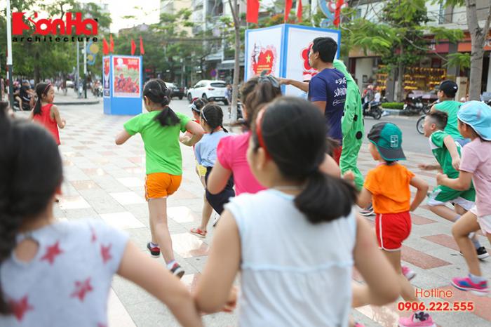 Tết thiếu nhi Sơn Hà Architecture 2018 Con khỏe, bố mẹ vui (17)