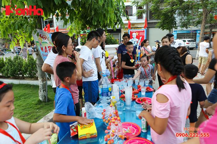 Tết thiếu nhi Sơn Hà Architecture 2018 Con khỏe, bố mẹ vui (20)