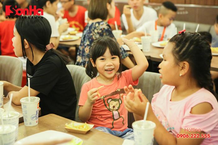 Tết thiếu nhi Sơn Hà Architecture 2018 Con khỏe, bố mẹ vui (25)