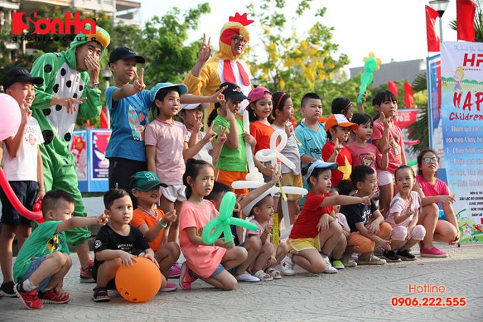 Tết thiếu nhi Sơn Hà Architecture 2018 Con khỏe, bố mẹ vui (32)