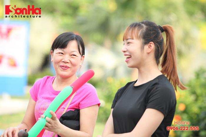 Tết thiếu nhi Sơn Hà Architecture 2018 Con khỏe, bố mẹ vui (33)