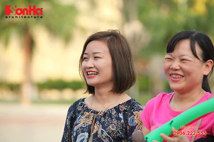 Tết thiếu nhi Sơn Hà Architecture 2018 Con khỏe, bố mẹ vui (34)