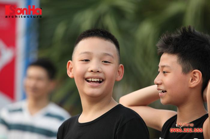 Tết thiếu nhi Sơn Hà Architecture 2018 Con khỏe, bố mẹ vui (38)