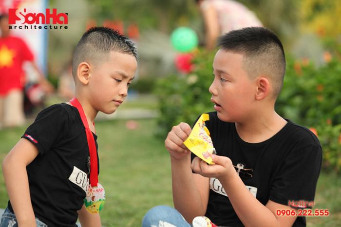Tết thiếu nhi Sơn Hà Architecture 2018 Con khỏe, bố mẹ vui (39)