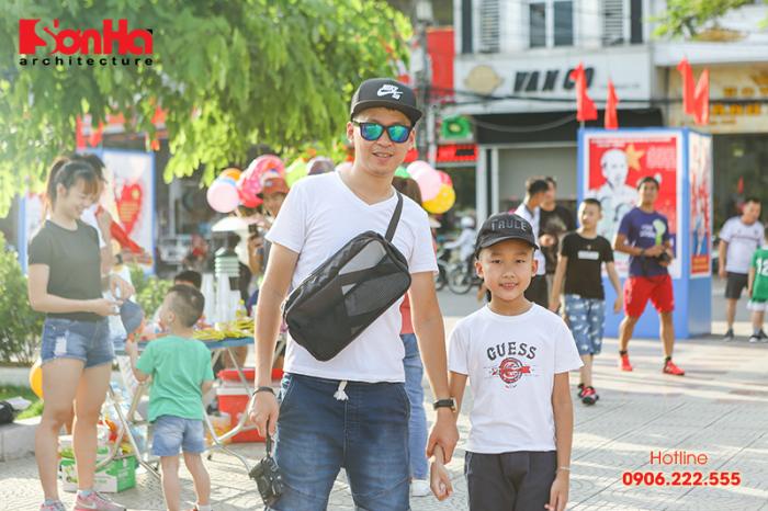 Tết thiếu nhi Sơn Hà Architecture 2018 Con khỏe, bố mẹ vui (4)