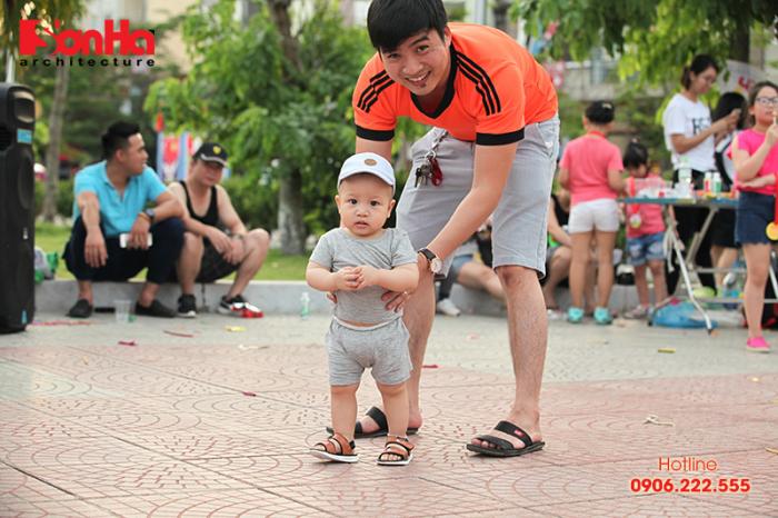 Tết thiếu nhi Sơn Hà Architecture 2018 Con khỏe, bố mẹ vui (41)