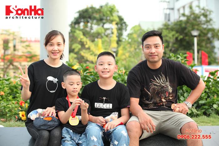 Tết thiếu nhi Sơn Hà Architecture 2018 Con khỏe, bố mẹ vui (43)