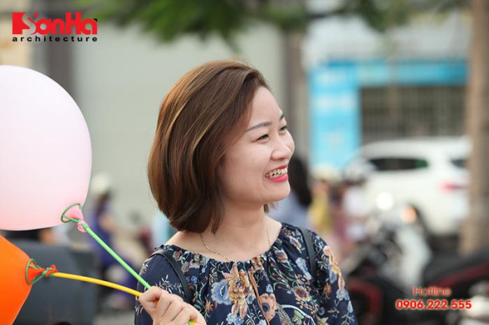 Tết thiếu nhi Sơn Hà Architecture 2018 Con khỏe, bố mẹ vui (44)