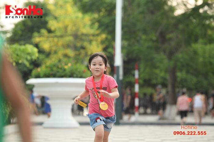 Tết thiếu nhi Sơn Hà Architecture 2018 Con khỏe, bố mẹ vui (46)