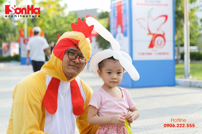 Tết thiếu nhi Sơn Hà Architecture 2018 Con khỏe, bố mẹ vui (6)