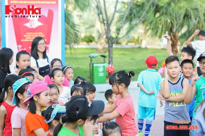 Tết thiếu nhi Sơn Hà Architecture 2018 Con khỏe, bố mẹ vui (9)