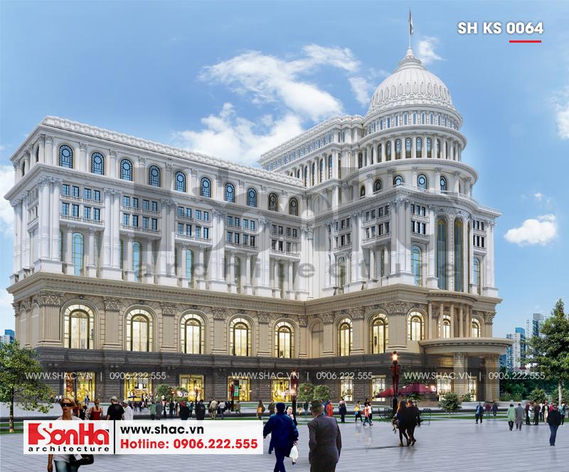Khởi công xây dựng khách sạn tiêu chuẩn quốc tế 5 sao đầu tiên tại Đồng Tháp - SH KS 0064 1