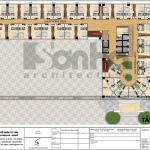 13 Mặt bằng công năng tầng 6 7 8 9 trung tâm phức hợp thương mại khách sạn 5 sao tại đồng tháp sh ks 0064