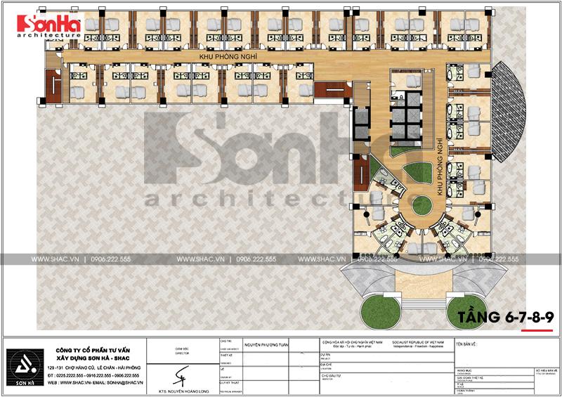 Khởi công xây dựng khách sạn tiêu chuẩn quốc tế 5 sao đầu tiên tại Đồng Tháp - SH KS 0064 12