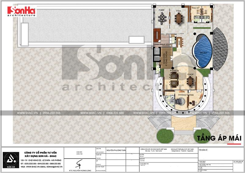 Khởi công xây dựng khách sạn tiêu chuẩn quốc tế 5 sao đầu tiên tại Đồng Tháp - SH KS 0064 9
