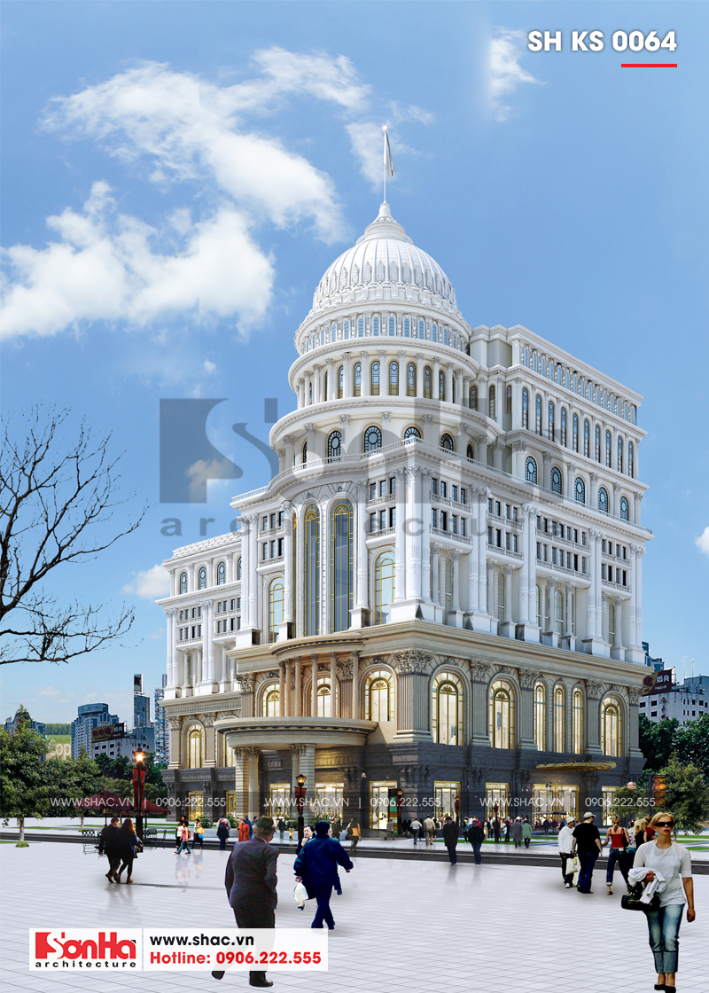 Khởi công xây dựng khách sạn tiêu chuẩn quốc tế 5 sao đầu tiên tại Đồng Tháp - SH KS 0064 3