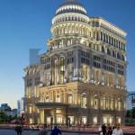 3 Thiết kế trung tâm phức hợp thương mại khách sạn 5 sao đẳng cấp tại đồng tháp sh ks 0064