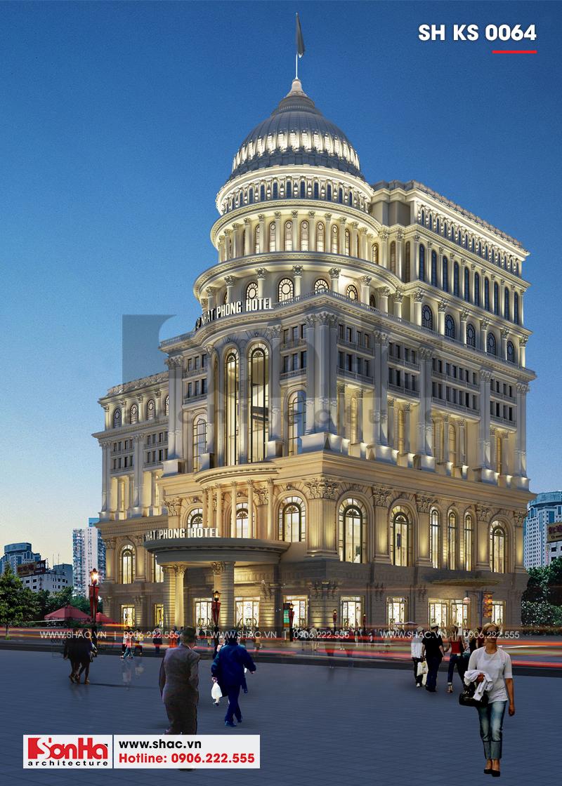 Khởi công xây dựng khách sạn tiêu chuẩn quốc tế 5 sao đầu tiên tại Đồng Tháp - SH KS 0064 4