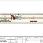 4 Mặt bằng công năng tầng trệt nhà ống kiến trúc pháp mặt tiền 4,8m tại sài gòn sh nop 0178