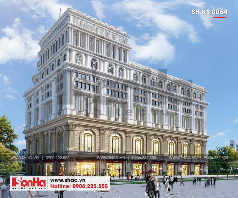 Khởi công xây dựng khách sạn tiêu chuẩn quốc tế 5 sao đầu tiên tại Đồng Tháp - SH KS 0064 5