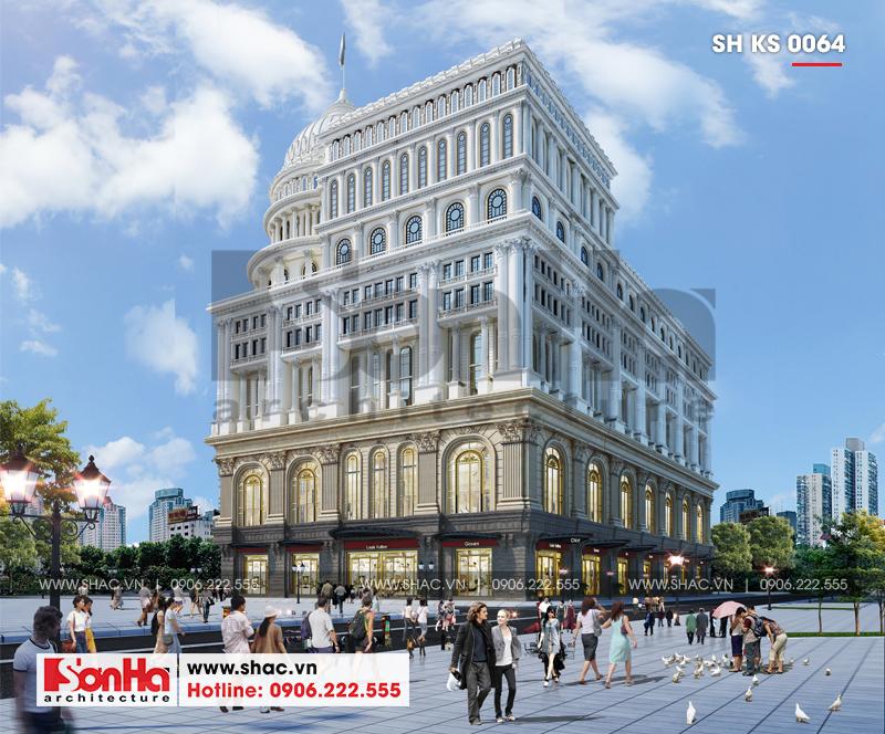 Khởi công xây dựng khách sạn tiêu chuẩn quốc tế 5 sao đầu tiên tại Đồng Tháp - SH KS 0064 6