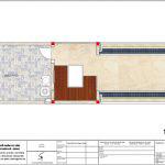 8 Mặt bằng công năng tầng tum nhà ống kiến trúc pháp tại hải phòng sh nop 0179