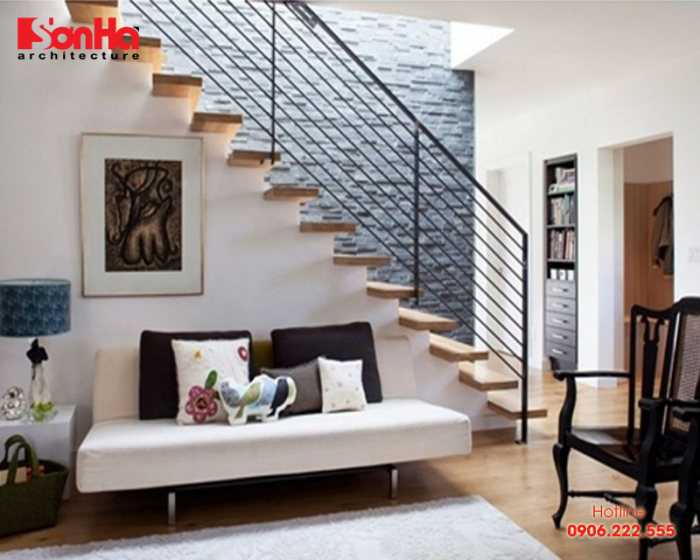 Cách tính kích thước cầu thang được áp dụng cho mọi loại hình cầu thang