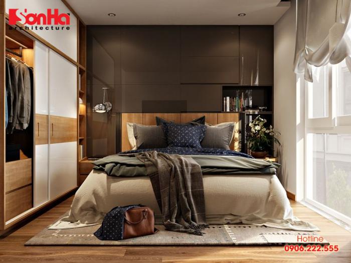 Cách trang trí phòng ngủ trẻ trung hiện đại và tạo được thư giãn 4 mùa