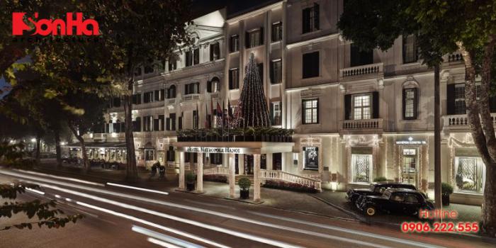 Khách sạn 5 sao Sofitel Metropole Hà Nội
