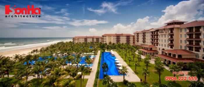 Khách sạn tiêu chuẩn quốc tế 5