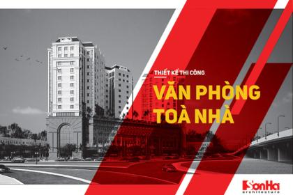 [Profile] Mẫu thiết kế Tòa nhà   Văn phòng