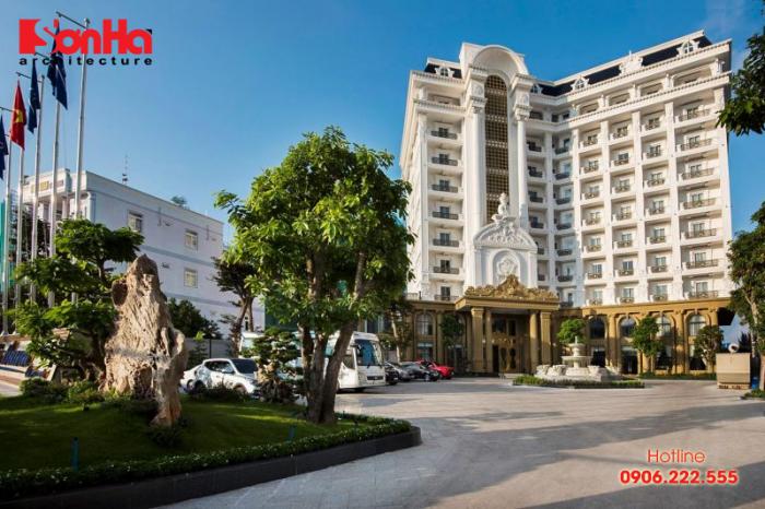 Thiên Thanh Resort 5 sao