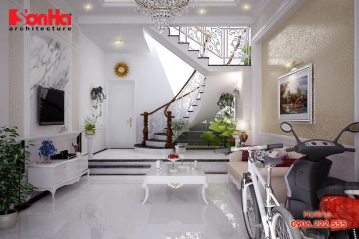 Thiết kế cầu thang đảm bảo các tiêu chuẩn thiết kế cập nhật nhất