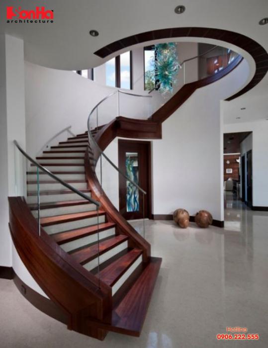 Tiêu chuẩn thiết kế cầu thang nhà ở giúp chủ đầu tư có bố trí đẹp
