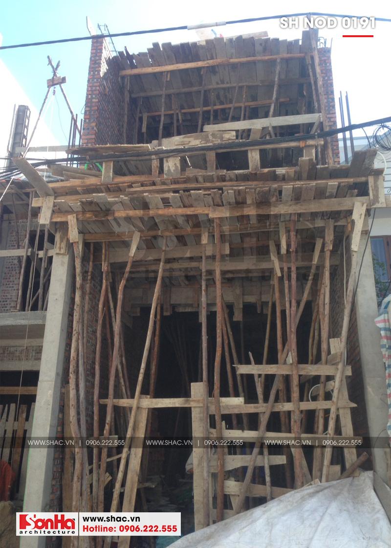 Mẫu nhà ống hiện đại 4 tầng diện tích 4x19m tiện nghi tại quận Hải An, Hải Phòng – SH NOD 0191 11
