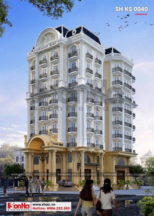 1 Thiết kế khách sạn 3 sao tại vĩnh phúc sh ks 0040