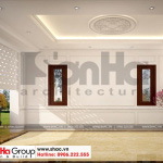 1 Thiết kế nội thất gara biệt thự tân cổ điển đẹp tại sài gòn sh btp 0130