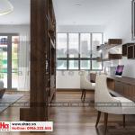 10 Mẫu nội thất phòng ngủ 4 nhà phố liền kề khu đô thị waterfront hải phòng sh wfc 0003