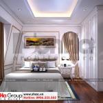 10 Mẫu nội thất phòng ngủ 5 biệt thự tân cổ điển đẹp tại sài gòn sh btp 0130