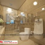 14 Mẫu nội thất phòng tắm wc nhà phố liền kề khu đô thị waterfront hải phòng sh wfc 0003