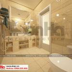 15 Thiết kế nội thất phòng tắm wc nhà phố liền kề khu đô thị waterfront hải phòng sh wfc 0003