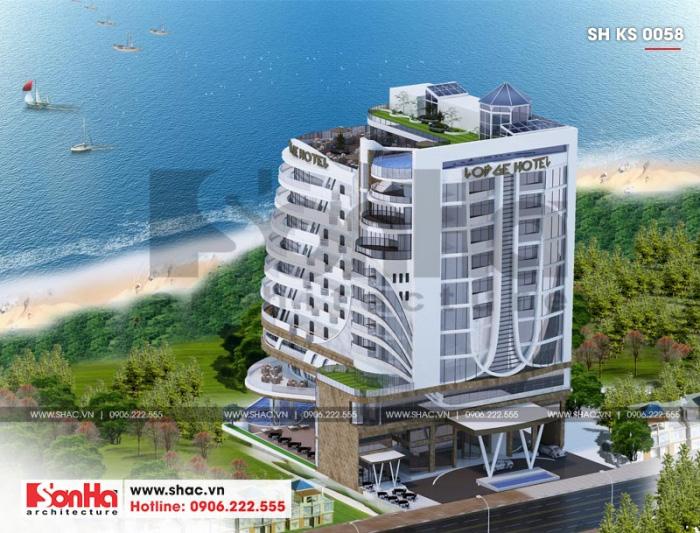 2 Mẫu khách sạn hiện đại 5 sao tại phú quốc sh ks 0058