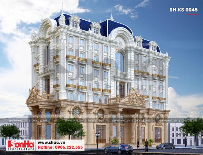 3 Thiết kế khách sạn 3 sao đẹp tại phú quốc