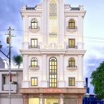 3 Thiết kế khách sạn tân cổ điển mini tại phú thọ sh ks 0065