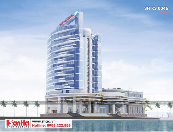 5 Thiết kế khách sạn 3 sao đẹp tại quảng ninh sh ks 0046