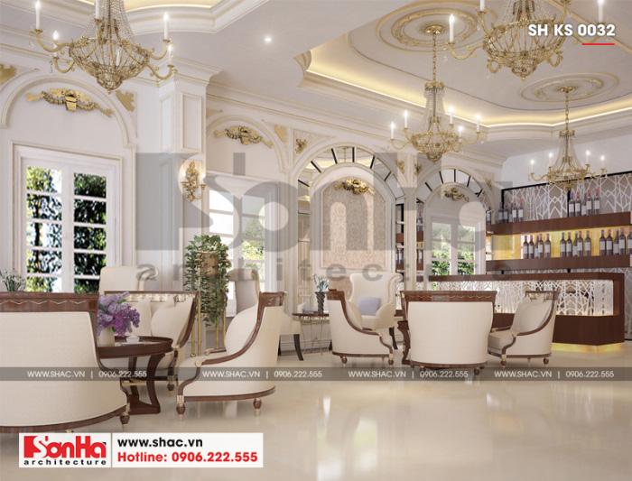 5 Thiết kế nội thất khách sạn 4 sao tại đà nẵng sh ks 0032