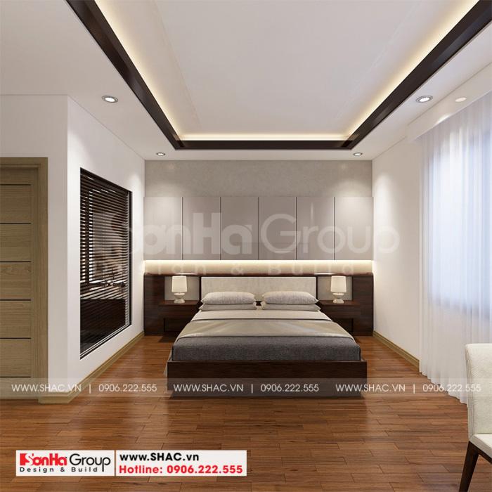 Cách trang trí nội thất phòng ngủ sang trọng của khách sạn tân cổ điển
